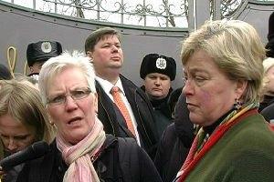 Представители ОБСЕ расскажут всем в Европе, как к ним относились в Украине