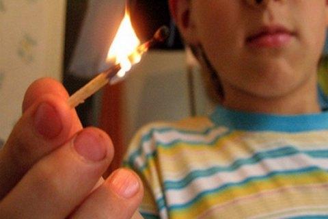 В Харьковской области 9-летний мальчик поджег пять зданий в своем селе