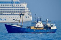 Трех украинских моряков задержали в Испании по подозрению в торговле наркотиками