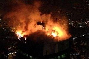 З полтавського гуртожитку евакуювали 110 людей