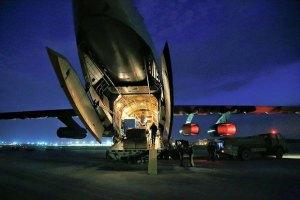 Военные починили Ил-76, отправленный на эвакуацию украинцев из Непала