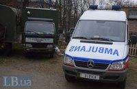 Ще двох військових поранено через обстріл на Донбасі