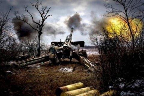 Двоє військових загинули, вісьмох поранено за добу на Донбасі