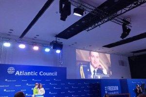 "Савченко получила от Атлантического Совета награду ""За свободу"""