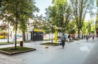 У Києві в суботу очікується до +17, уночі дощ