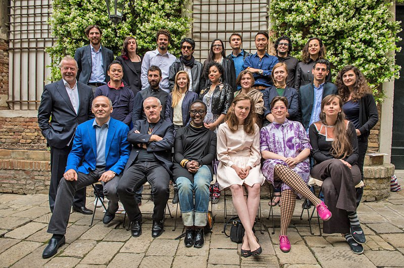Групповой портрет участников проекта FGAP