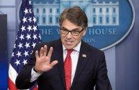 Міністр енергетики США обговорить з Гройсманом пошук альтернативи закупівлі вугілля й газу у РФ