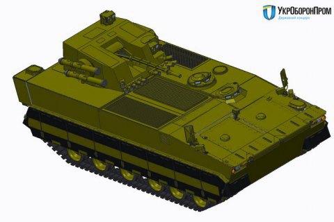 КБ ім. Морозова почало розробку БМП і танка нового покоління