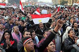 Египетские студенты начали бессрочную акцию неповиновения