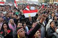 В Каире возобновились столкновения сторонников и противников Мубарака