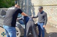 На Луганщині затримали одного з організаторів псевдореферендуму 2014 року, який сім років переховувався в Росії