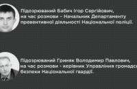 Прокуратура обнародовала записи разговоров о махинациях с разрешениями на оружие для силовиков