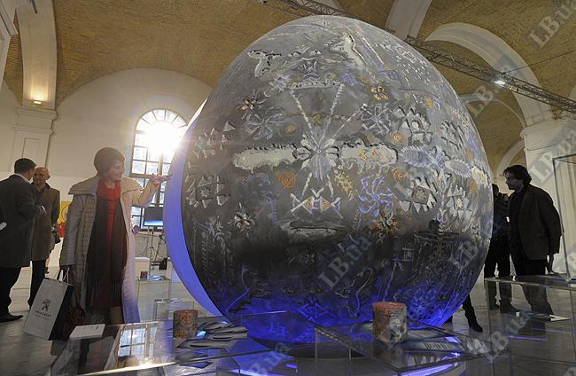 Вместо того, чтобы организовывать Украинский Лувр, Сидоренко предлагает заняться продвижением современного искусства