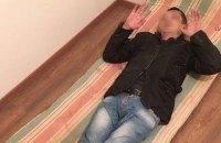 В Киеве арестовали полицейского за помощь в похищении бизнесмена из Ровно