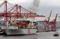 В американском порту судно с одесским экипажем устроило ЧП