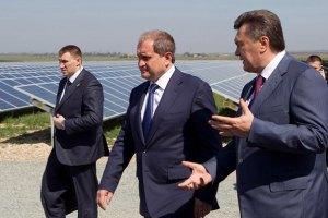 Янукович поручил Могилеву активизировать привлечение инвестиций в Крым