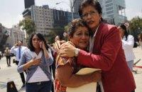 Количество жертв землетрясения в Мексике возросло до 273 человек