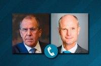 Лавров в телефонном разговоре с Блоком отказался признать результаты расследования по MH17