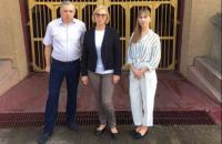 Денисова посетила украинцев в тайских тюрьмах
