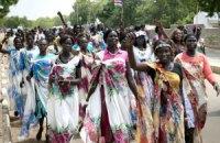 Женщин Южного Судана призвали отказать мужьям в сексе до прекращения войны