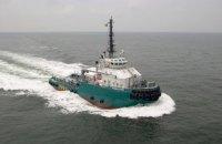 В Атлантическом океане затонуло судно с украинцами на борту (обновлено)