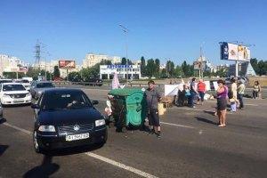 """Протестувальники на Бажана спровокували безліч запізнень на рейси, - аеропорт """"Бориспіль"""""""