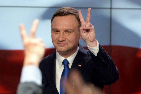 Дуда запропонував новий формат мирних переговорів з приводу України