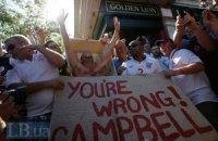 Евро-2012: возможен ли футбол без политики?