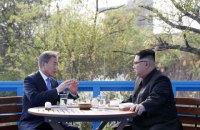 Лідери Північної і Південної Кореї зустрінуться 18-20 вересня