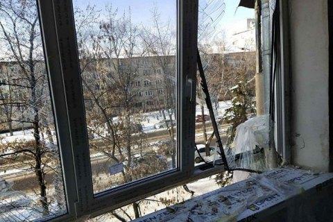 У київській п'ятиповерхівці під час зварювальних робіт стався вибух газу