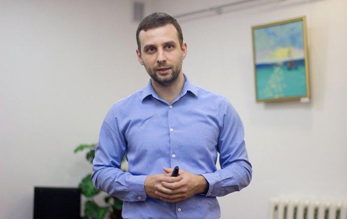 Юрій Антощук, проектний менеджер Open School