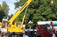 В Одессе запретили устанавливать ларьки