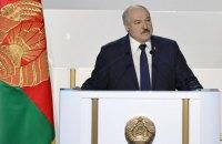 """Лукашенко заявив, що іноземні спецслужби готували замах на нього і хотіли """"посадити в льох"""" його дітей"""