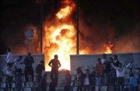77 человек стали жертвами беспорядков после футбольного матча в Египте (обновлено)