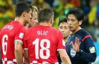 """""""Це ганьба і вбивство!"""" - хорвати про матч з Бразилією"""