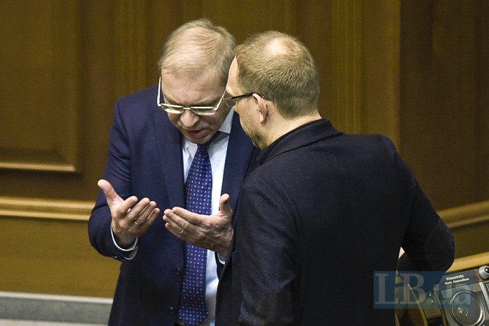 Сергій Пашинський і Сергій Власенко
