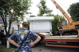 Киевсовет усилил требования относительно самовольного установления МАФ