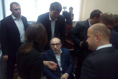 Суд по делу Кернеса продолжится после выборов