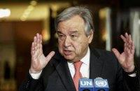 "Глава ООН объявил ""чрезвычайную климатическую ситуацию"""