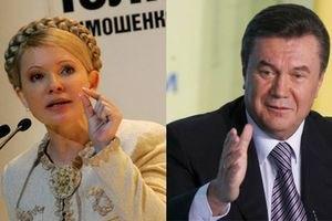 Тимошенко зовет Януковича на дебаты