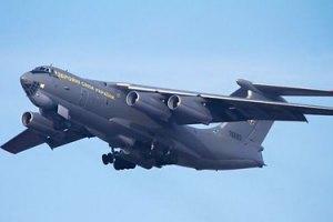 Ил-76 с эвакуированными украинцами прилетел из Дели в Баку (обновлено)