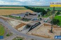 На трасі Дніпро-Решетилівка завершується спорудження найбільшого в регіоні тунельного шляхопроводу