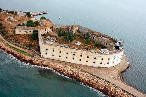 Шойгу получил Константиновский равелин в Севастополе