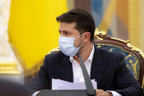 Зеленский ввел в действие решение СНБО для восстановления работы антикоррупционных органов