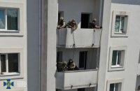 СБУ провела антитерористичні навчання в Умані у межах підготовки до Рош га-Шана