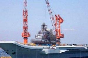 Китай успешно испытал достроенный украинский авианосец