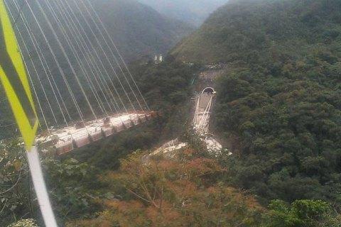 Мост обвалился вКолумбии: 9 человек погибли, 2 пропали без вести
