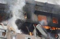 В Ростовской области РФ в девятиэтажке взорвался газ