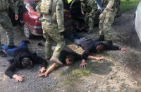 В Днепропетровской области задержали семерых участников банды полицейских