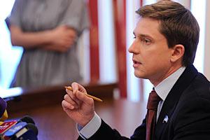 Заявление Довгого об отставке зарегистрировано в Киевсовете, - источник